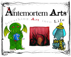 Antemortem Arts, Fine art & custom paintings