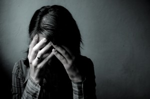 Domestic violence can happen to people of any gender, although it's most commonly portrayed as happening to women. Copyright http://www.saintluxx.com
